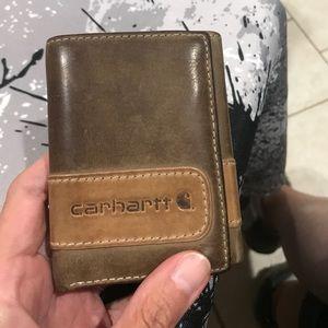 Carhartt Leather Wallet